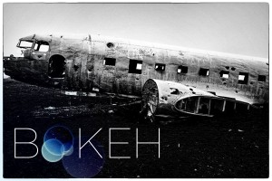 "Poster for the film ""Bokeh"""