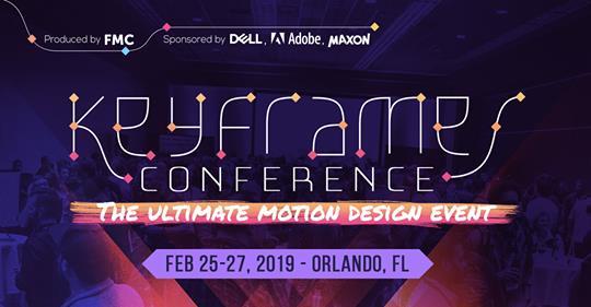 Keyframes Conference  Orlando 2019