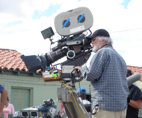Cinematographer, Director Editor Robert Dalva ACE