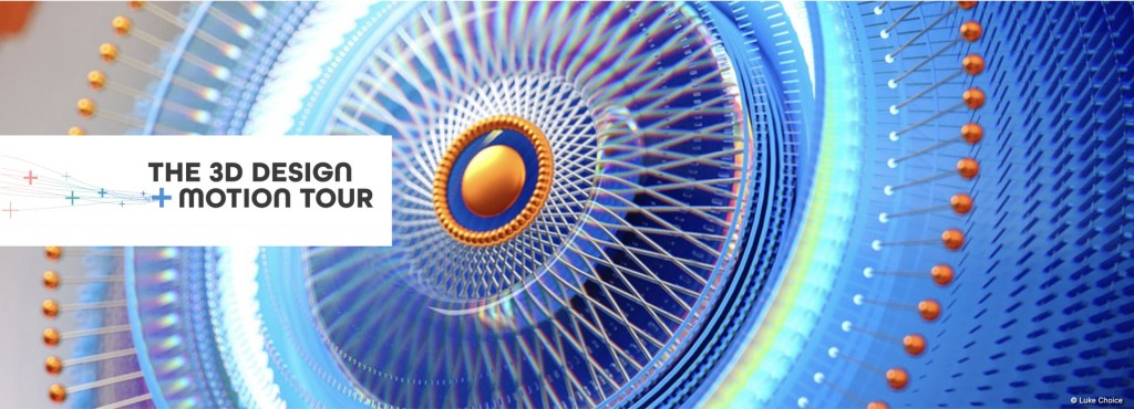 logo 3d motion tour